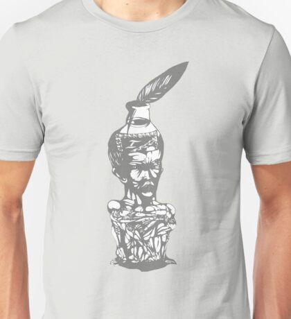 the writher Unisex T-Shirt