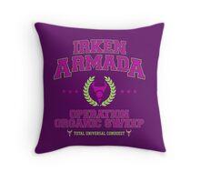Irken Armada: Color Option Throw Pillow