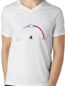 Harmonic Convergence- Light Shirt Design Mens V-Neck T-Shirt