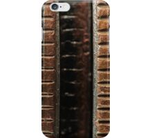 Grinding Gears For Change iPhone Case/Skin