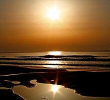 Myrtle Beach Sunrise II by MDossat