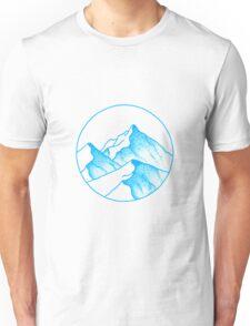 Alps Asunder Unisex T-Shirt