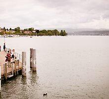 Lake Zurich by CassidyShrope
