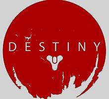 Destiny - Red Logo by AronGilli by AronGilli