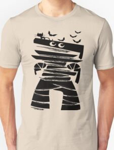 Little Halloween mummy Unisex T-Shirt