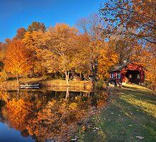 Boat Ride of Colors by Dan Dexter