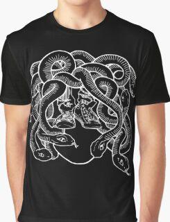 Snakes - Bastille (white) Graphic T-Shirt