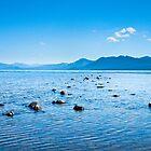 Blue Lake Tahoe by Dan Dexter
