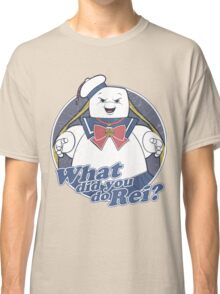 What did you do Rei? Classic T-Shirt
