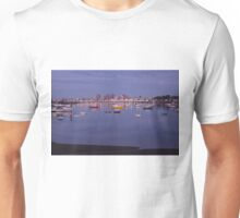 Boston and boats Unisex T-Shirt