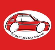 Peugeot 205 - personalized! T-Shirt