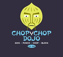 Chop Chop Dojo Mens V-Neck T-Shirt