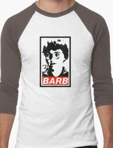 Barb - obey Men's Baseball ¾ T-Shirt