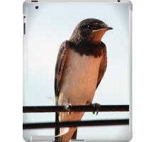 A peak at nature iPad Case/Skin