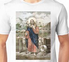 Good shepherd Je suis el bon pasteur - 1856 Unisex T-Shirt