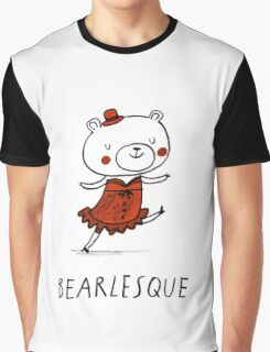 Bearlesque Graphic T-Shirt
