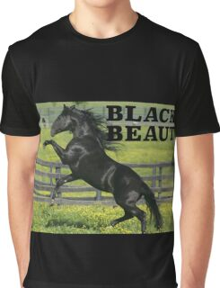 Black Beaut Graphic T-Shirt