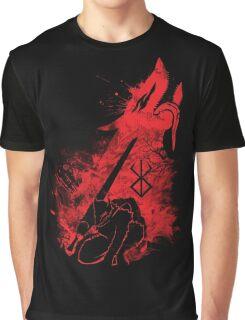 Berserk Beast of Darkness Graphic T-Shirt