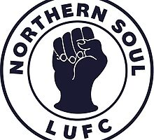 LUFC NORTHERN SOUL by RighteousBear