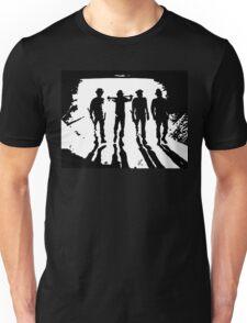 A Clockwork Orange silhouettes Unisex T-Shirt