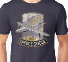 H-4 Hercules Spruce Goose flying boat Unisex T-Shirt