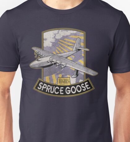 H-4 Hercules Spruce Goose flying boat Unisex T-Shirt