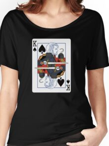 Dark One of spades Women's Relaxed Fit T-Shirt