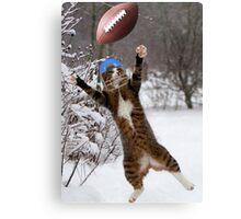 Meow Down Canvas Print
