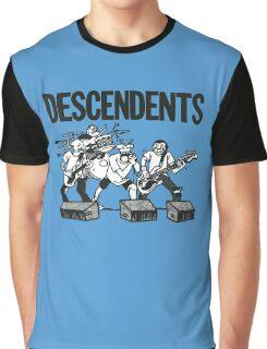 Descendents Cartoon Graphic T-Shirt