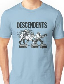 Descendents Cartoon Unisex T-Shirt