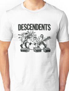 Descendents Cartoon Unisex T-Shirt