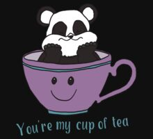 You're my cup of tea One Piece - Short Sleeve