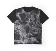 Black and White Graphic T-Shirt