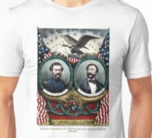 Grand banner of the radical democracy for 1864 - 1864 Unisex T-Shirt