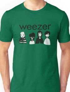 Blue Cartoon Unisex T-Shirt