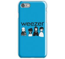 Blue Cartoon iPhone Case/Skin