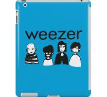 Blue Cartoon iPad Case/Skin