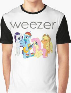 My Little Weezer Graphic T-Shirt