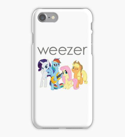 My Little Weezer iPhone Case/Skin