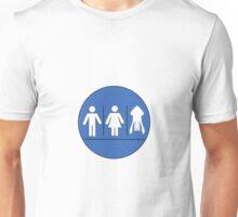 All Species Restroom Unisex T-Shirt