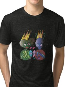 The Space Royal Family Tri-blend T-Shirt