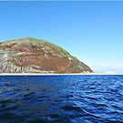 Ailsa Craig. Firth of Clyde, Scotland. by youmeus