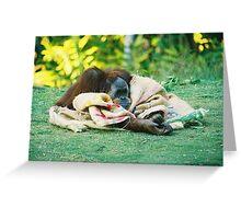 My Blanket Greeting Card