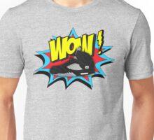 WOW J5 Metallic Unisex T-Shirt