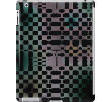 BW Negative iPad Case/Skin