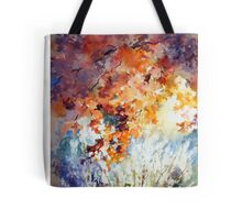 Sun Kissed Autumn Tote Bag