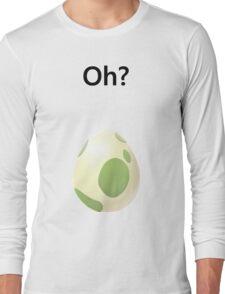 Pokemon Go Egg Long Sleeve T-Shirt