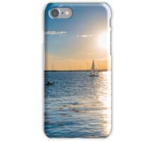 Looking Into The Sun iPhone Case/Skin