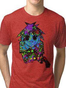 2D X Gorillaz Tri-blend T-Shirt
