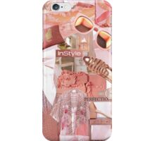 Fashion Collage #10 iPhone Case/Skin